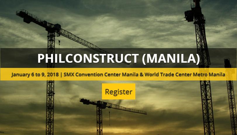2019年菲律賓建材、暖通空調、工程與礦山機械展